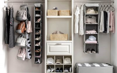 11 Clothing Storage Ideas for Small Bedroom