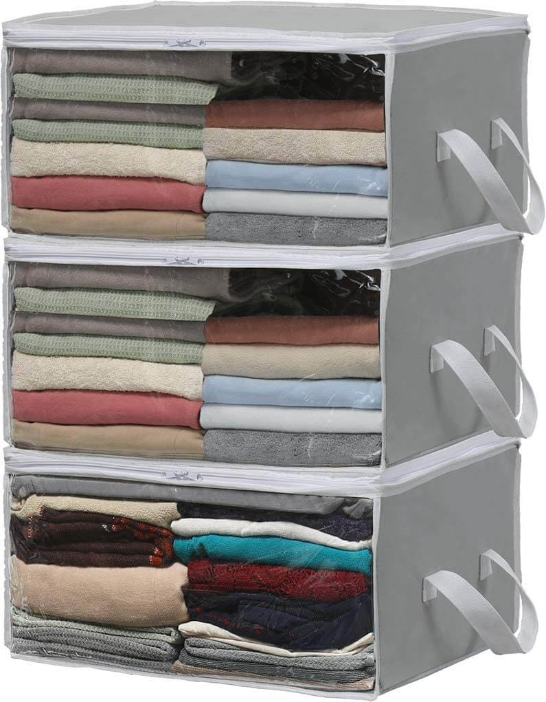 Clothing Storage Box