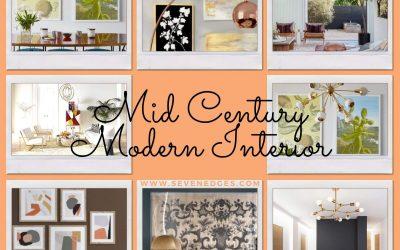 Bring In Mid Century Modern Interior Design