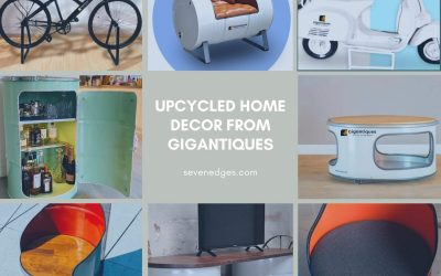 Upcycled Home Décor from Gigantiques