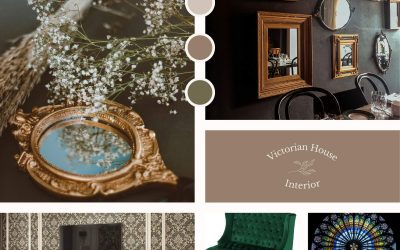 How does a Victorian House Interior Look?