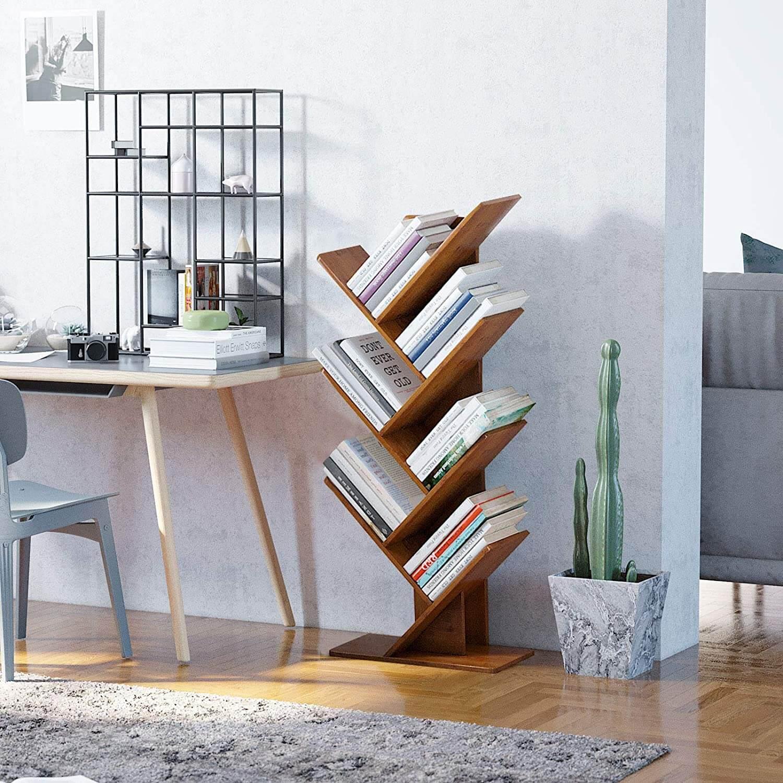 Bookshelf Design for Small Room