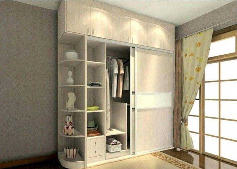 Cupboard for Small Bedroom