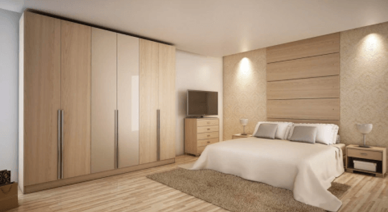 Cupboard Design for Small Bedroom