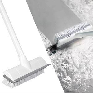 Bathroom Scrape & Brush