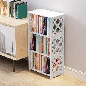 Bookshelf Designs for Small Room