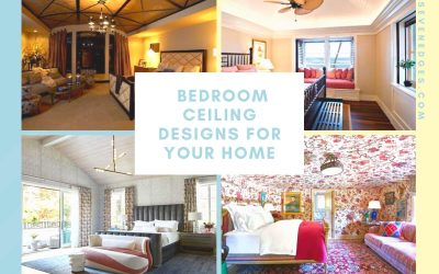 3 Classic Bedroom Ceiling Designs for Your Home