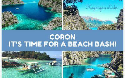 Discover the Beautiful Island of Coron
