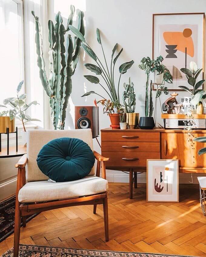 Eco friendly Interior Design