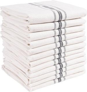 Farmhouse Stripe Kitchen Towel