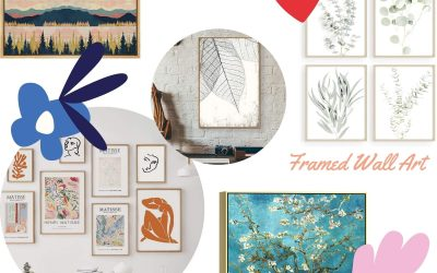 Framed Wall Art Tips for Your Space