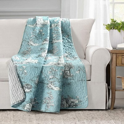 French Country Toile
