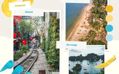5 Places to Visit in Vietnam
