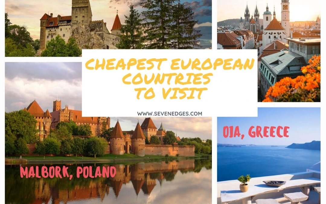 Cheapest European Countries to visit from India