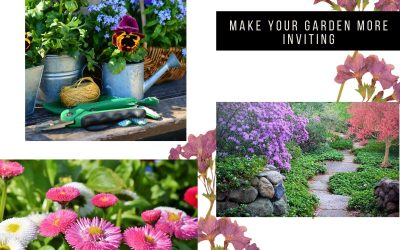 How to Make Your Garden More Inviting