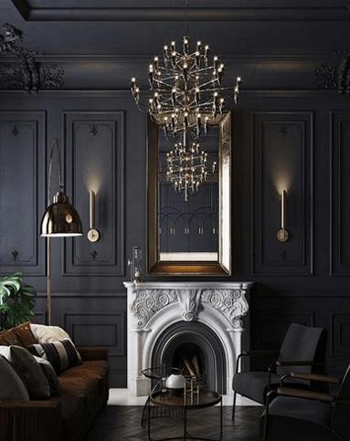 Gothic Interiors