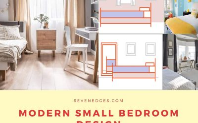 How to Make a Modern Small Bedroom Design Look Bigger