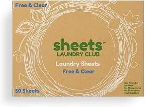 Detergent Sheets
