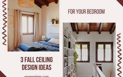 3 Fall Ceiling Design Ideas for Your Bedroom