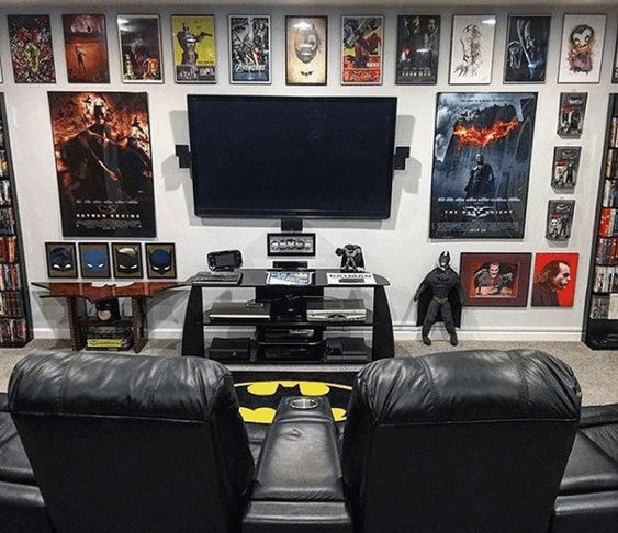 Gamer Room Design