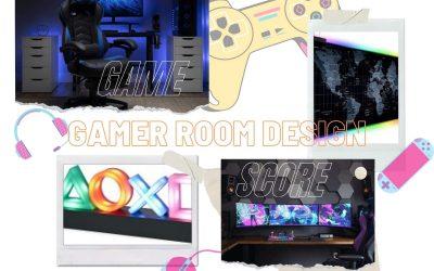 Expert Tips for a Killer Gamer Room Design