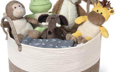 Ways to Use Baby Storage Bins