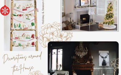The Eye-Catching Holiday And Seasonal Décor For Christmas