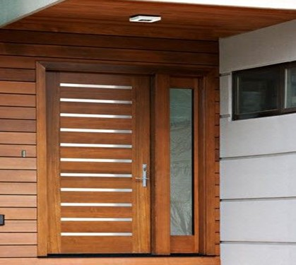 wooden main door designs in Indian style