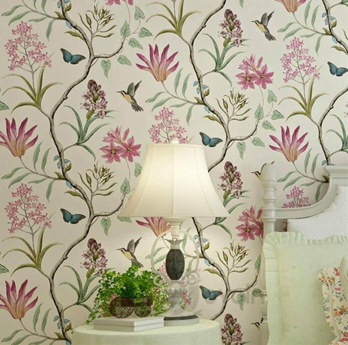Organic Wallpaper