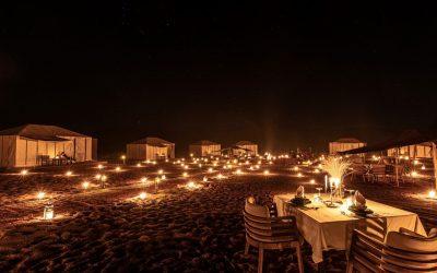 Heaven in the Sahara – Luxury Desert Camp Morocco
