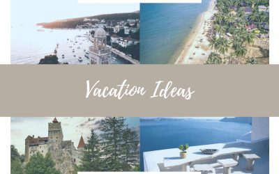 Vacation Ideas To Escape Your Mundane Work Routine
