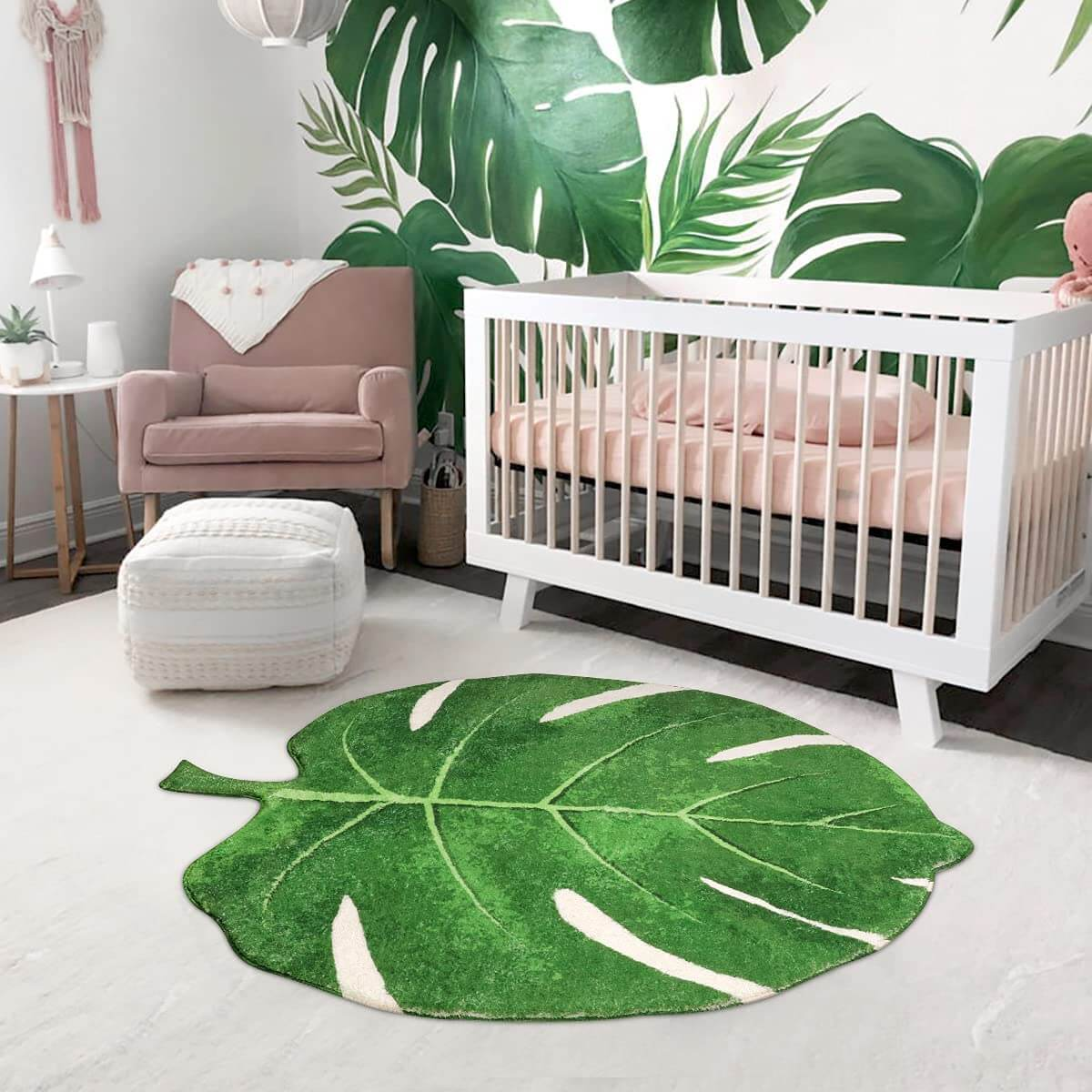 Green color Interior Design