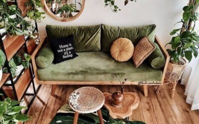 5 Ways to Add Green Color Interior Design to Your Home Décor