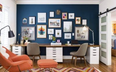 5 Ways to Design an Inviting Home Office Interior