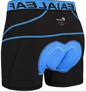 Padded Shorts for Mountain Cycling