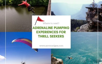 14 Adrenaline Pumping Experiences for Thrill Seekers